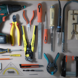 Tools, Materials and Cost