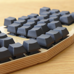 Hand-built Keyboard MK2